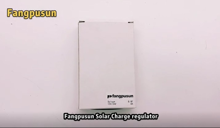 PWM Solar regulator for Street light solar system