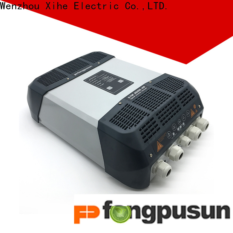 Fangpusun best best solar inverter manufacturers supply for vehicles