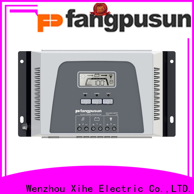 high-quality 20 amp mppt solar controller solarix bulk purchase for solar system