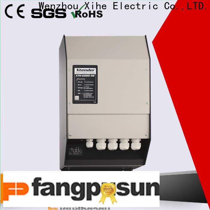 best solar power inverter on grid commercial for home