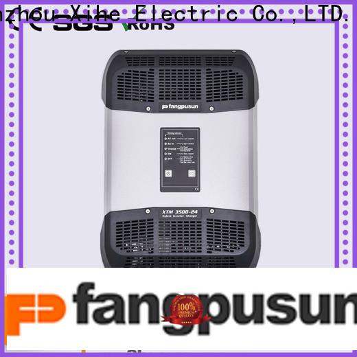 Fangpusun Latest solar power inverter manufacturers cost for car