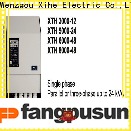 Fangpusun Latest solar power inverter cost for system use