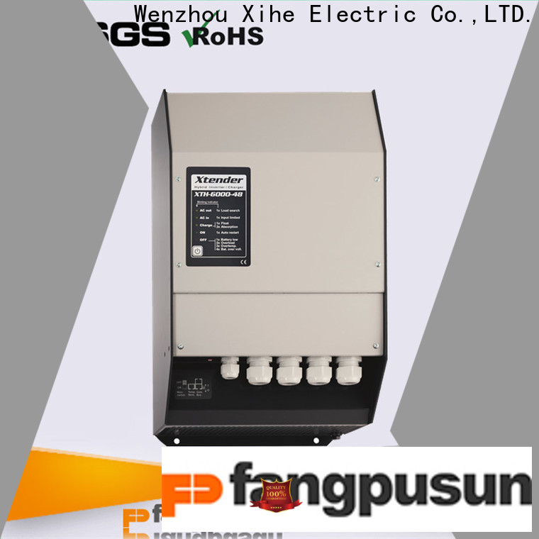 Fangpusun New solar power inverter manufacturers vendor for system use