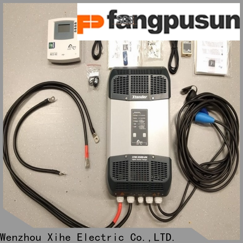 Fangpusun New solar power inverter manufacturers for led light