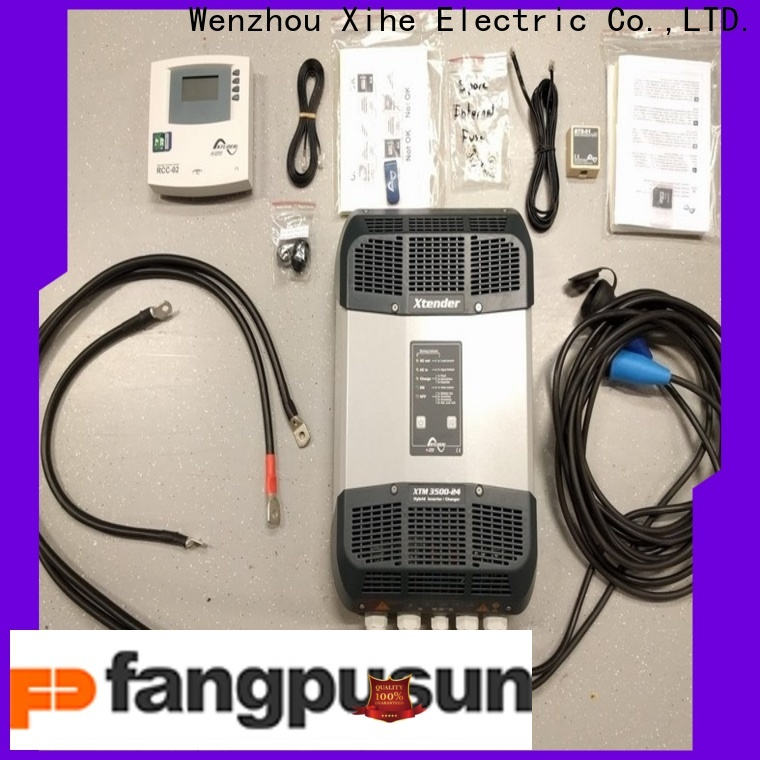 Best solar power inverter manufacturers on grid for sale for home
