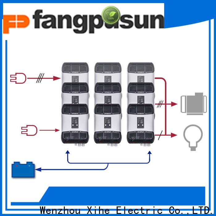 Fangpusun Custom made off grid on grid inverter factory for led light