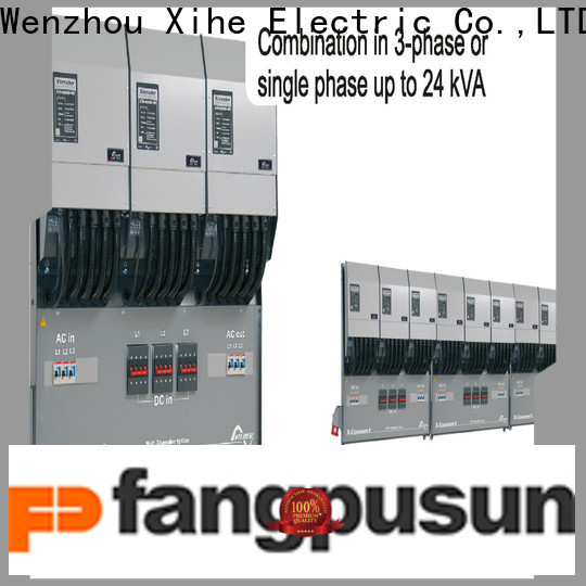 Fangpusun Professional off grid on grid inverter cost for telecommunication