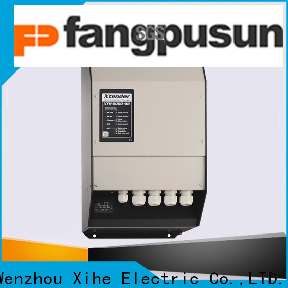 Custom solar power inverter manufacturers 600W price for system use