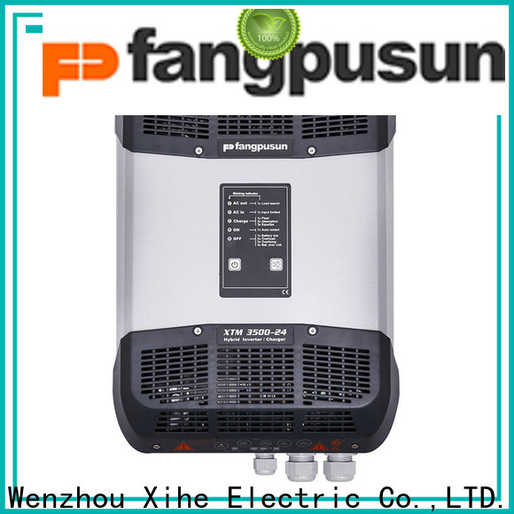 Fangpusun 600W solar power inverter manufacturers company for system use