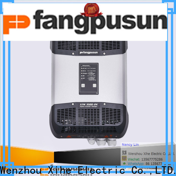 Fangpusun Latest off grid on grid inverter factory for telecommunication
