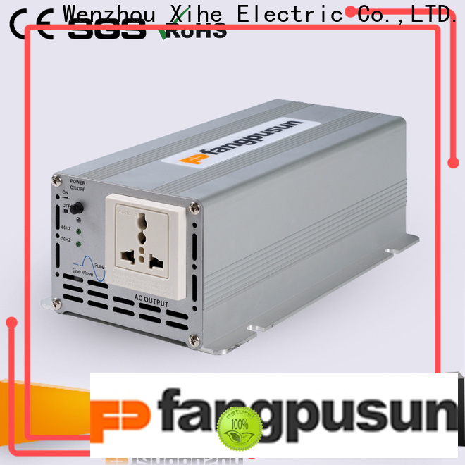 Fangpusun Best off grid on grid inverter factory price for car