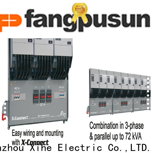 Fangpusun Best solar power inverter manufacturers price for telecommunication