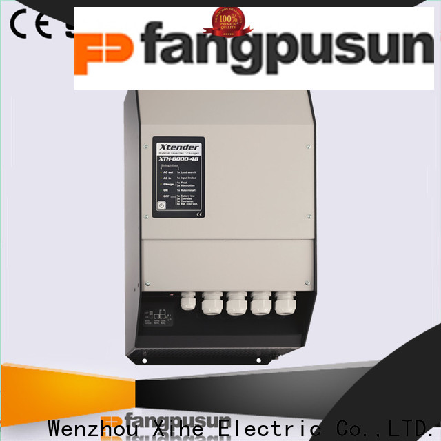 Fangpusun 300W solar power inverter company for telecommunication
