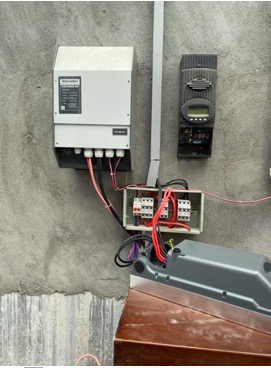 100 amp mppt charge controller