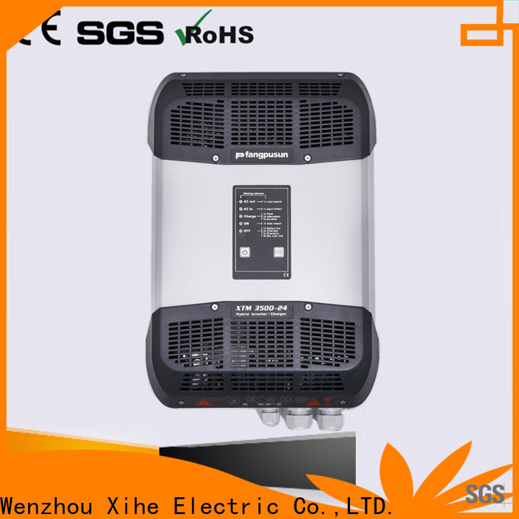 Fangpusun 10kw hybrid inverter factory price for vehicles