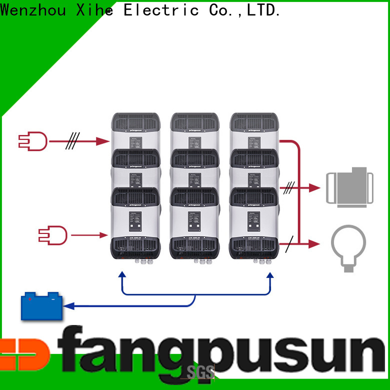 Fangpusun on grid inverter for home use price for telecommunication