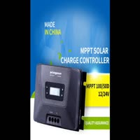 How to adjust the floating charge voltage of fangpusun MPPT 80 solar charge controller