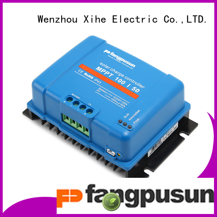 Fangpusun trustworthy mppt solar charge controller supplier online for battery charger