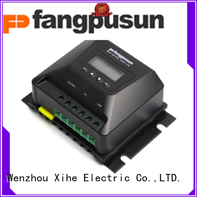 Fangpusun mppt15045d60d70d high voltage charge controller manufacturers for solar system