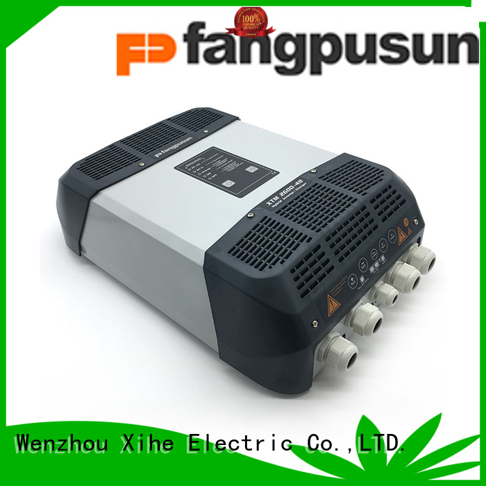 Fangpusun pure inverter battery charger exporter for mobile offices