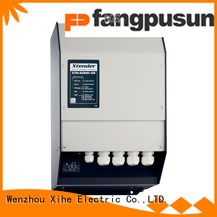 Fangpusun low price electric power inverter international market for recreation vehicles