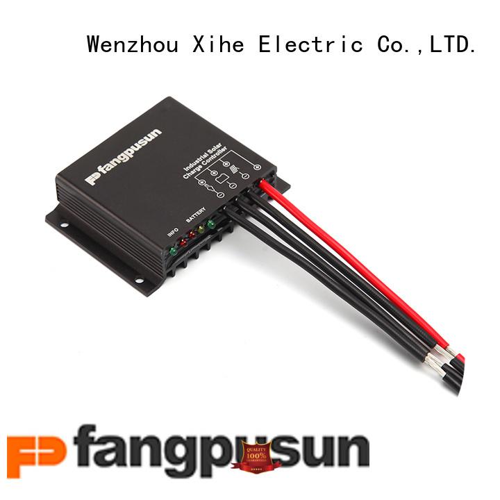 Fangpusun wholesale solar charge regulator 12v manufacturers for solar lighting