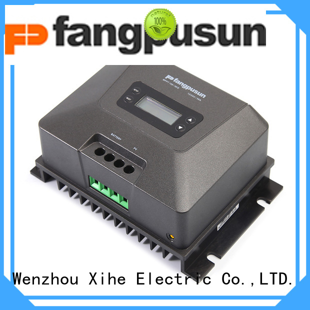 Xihe good quality solar battery charger controller for home