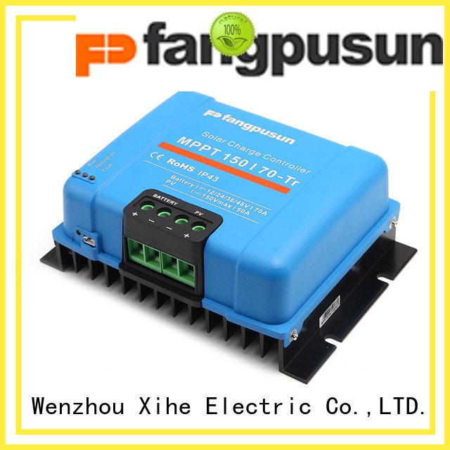 Fangpusun 12v mppt charge controller manufacturers online for solar system