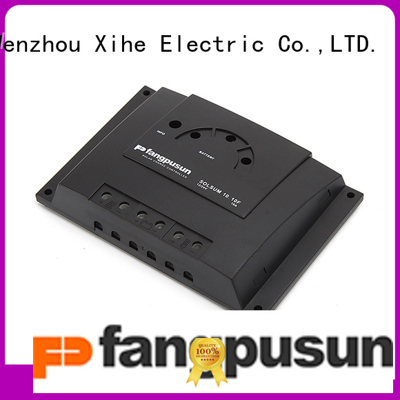Fangpusun solar panel voltage controller from China for solar lighting