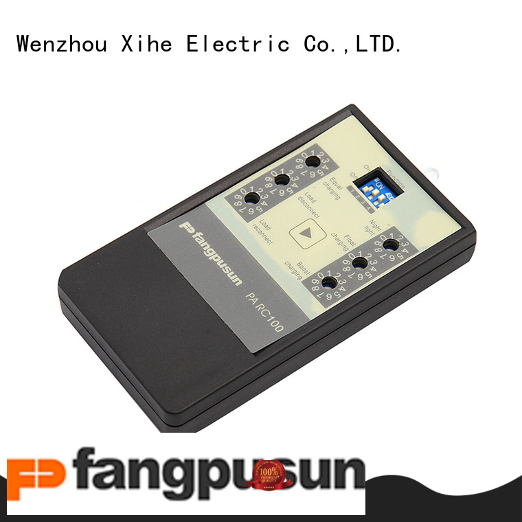 Fangpusun mate mppt solar controller for industry