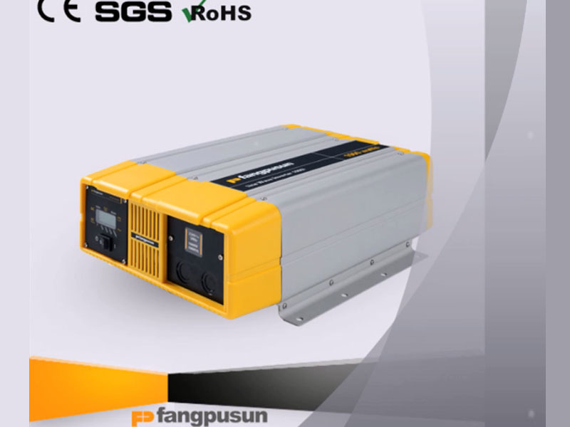 1000w Pure sine wave Inverter testing