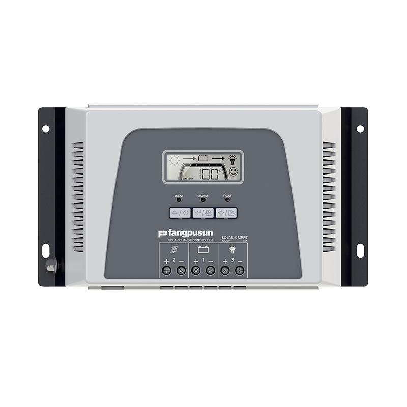 50A MPPT solar regulator 12V 24V Solarix MPPT3020,5020