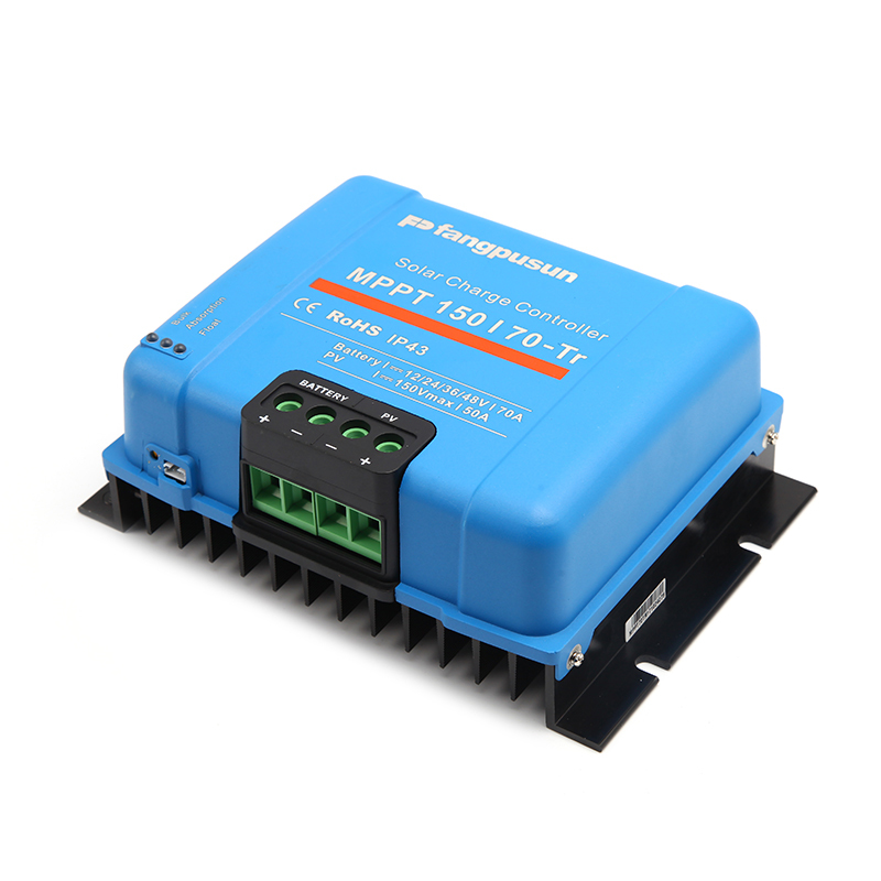 Fangpusun mppt10050a schneider charge controller company for solar system