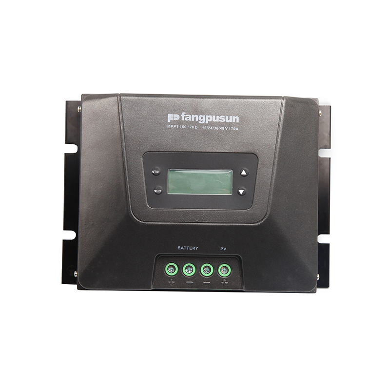 Fangpusun 70a 80 amp mppt solar charge controller for solar system-2