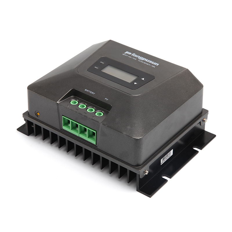 Fangpusun 70a 80 amp mppt solar charge controller for solar system