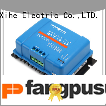 Fangpusun display mppt solar charge controller manufacturers for solar system