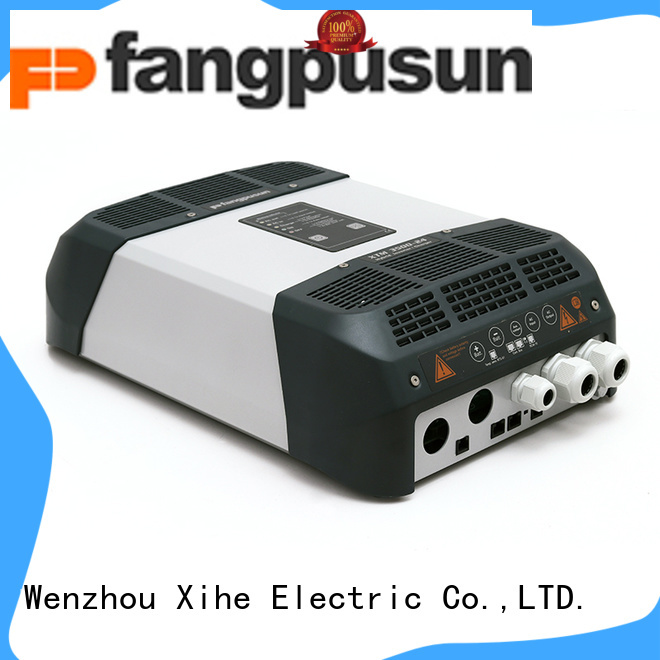 Fangpusun wholesale solar inverter with battery price manufacturers for recreation vehicles