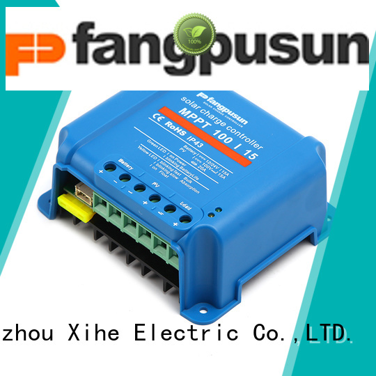 Fangpusun mppt10015 mppt solar charge controller manufacturers overseas trader for home