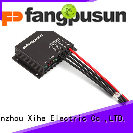 Fangpusun display 36 volt solar panel charge controller source now for home use