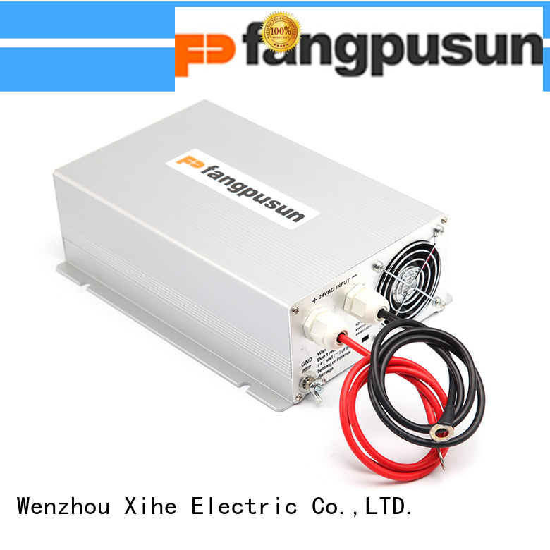 Fangpusun new product power inverter battery exporter for recreation vehicles