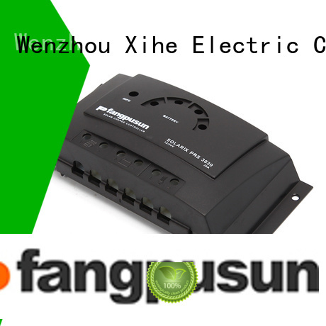 Fangpusun 100% quality pwm solar charge controller from China for home power solar