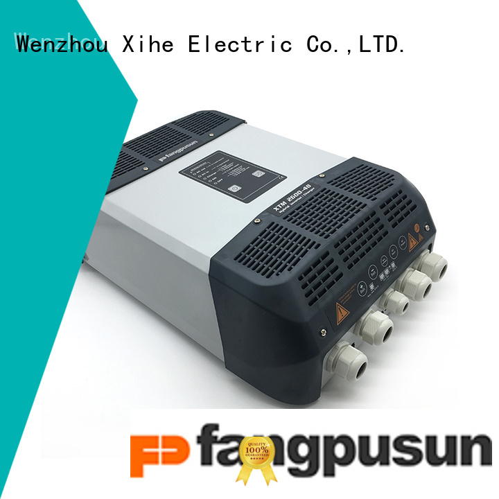 Fangpusun new rechargeable power inverter for vehicles