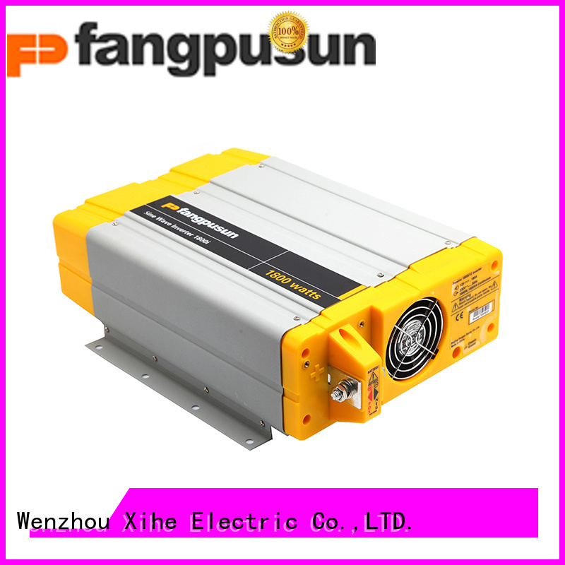 Xihe high quality off grid inverter charger grid for boats