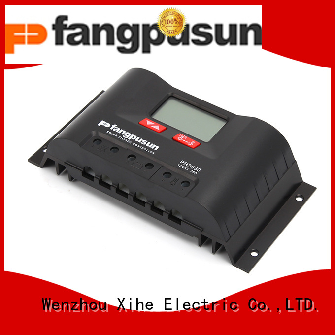 Fangpusun charge controller order now for solar power