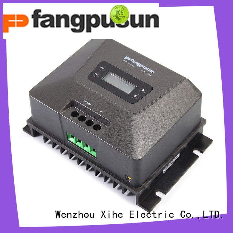 Fangpusun mppt3020 solar charge controller online shopping supply for battery charger