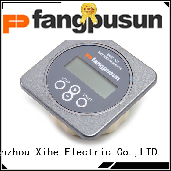 Fangpusun monitor battery monitor trade partner for all batteries