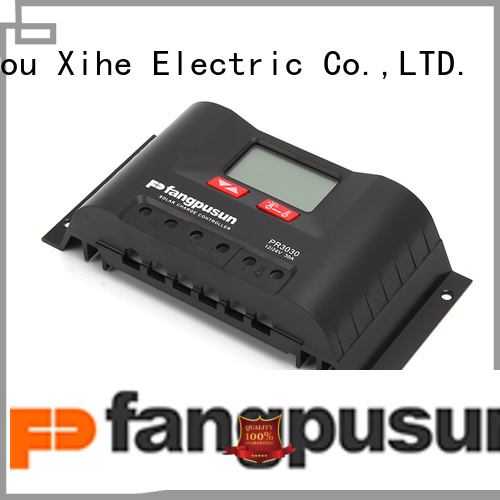 Fangpusun street pwm solar controller source now for all in one solar street light
