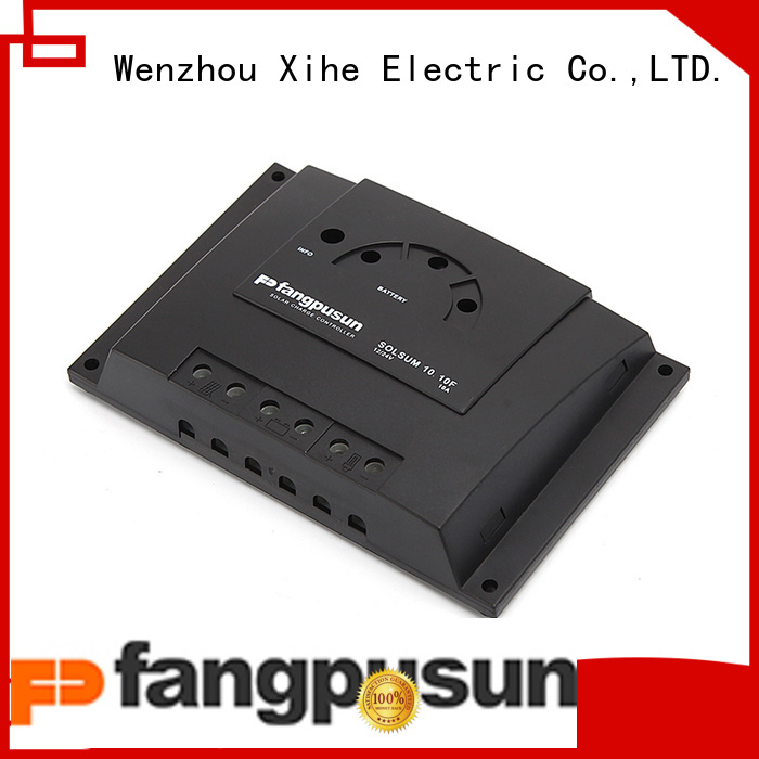 Fangpusun pwm pwm charge controller source now for home use