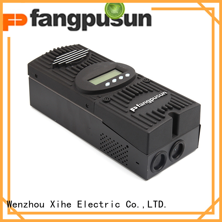 Fangpusun 15a best solar charge controller factory for battery charger