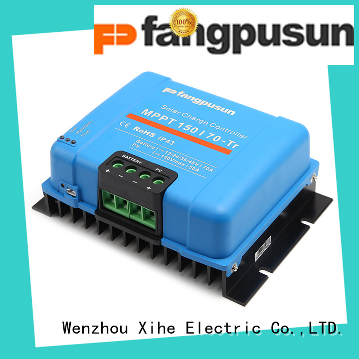 Fangpusun high-quality solar panel regulator charge controller for home